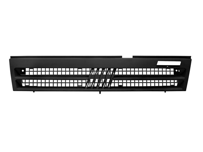 Grade Uno 91/97 C/ Encaixe P/ Emblema (preto)